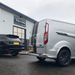 Our van security S series deadlocks are manual security locking devices. Operated by a shooting bolt that locks the vehicle door immediately into a receiver on the door frame structure when it is shut, making a vehicle door highly secure.