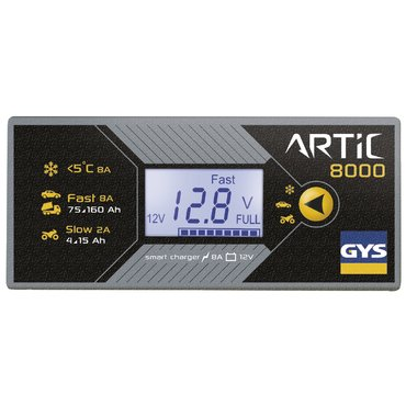 GYS Arctic 8000 Charger best car charger