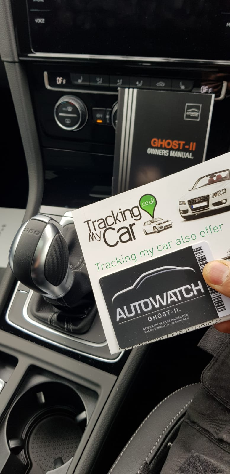Volkswagen Autowatch Ghost
