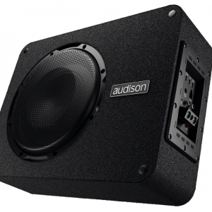 At the forefront of subwoofer technology, Audison take lows to new heights with this active subwoofer.