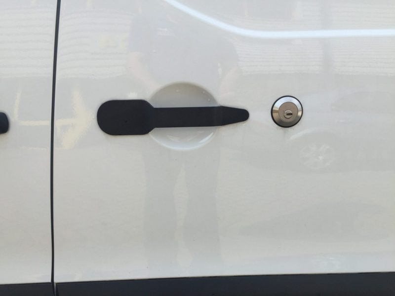 Peugeot Partner T-Series Slam Handles are a direct replacement of your factory fitted door handles