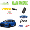 Ford Focus RS ST Alarm Security Package 2-Way Security/Alarm System van alarm package best alarm nottingham derby