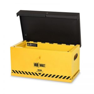 Van Vault Mobi is designed for tradesmen who want to move from job to job with their tools securely to hand