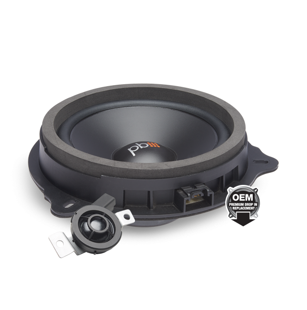 Making any stock factory sound system sound fantastic is now a simple task with our OEM drop-in replacement speakers for most 2011 and up Ford cars, trucks and SUV's.