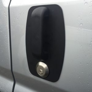 Fiat Ducato T-Series Slam Handles are a direct replacement of your factory fitted door handles