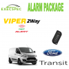 Ford Transit Alarm Security Package 2-Way Security/Alarm System nottingham derby best alarm package