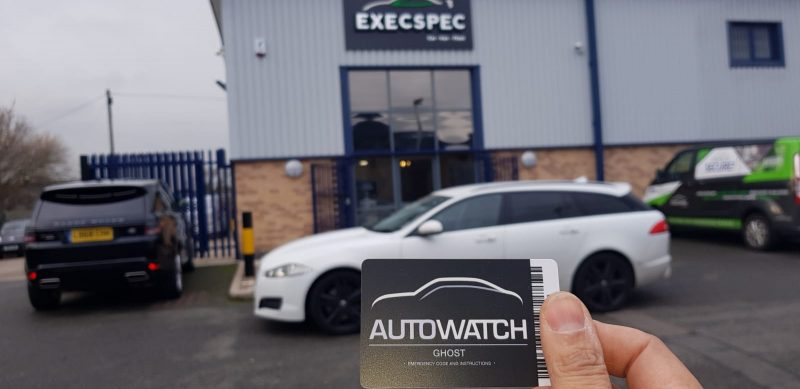 Jaguar Autowatch Ghost 2 – Tassa Approved immobiliser can help stop your car being stolen with key cloning or theft.