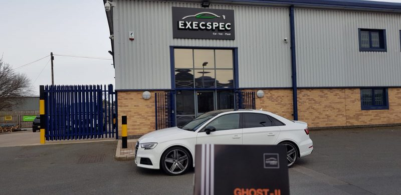 Audi Autowatch Ghost