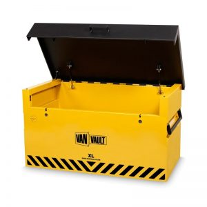 XL Van Vault – Security for your work tools, keeping them safe and locked away securely. Mainly used for all hand and power tools.
