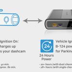 BlackVue B 124X Power Magic Ultra Battery witness camera dash cam nottingham derby