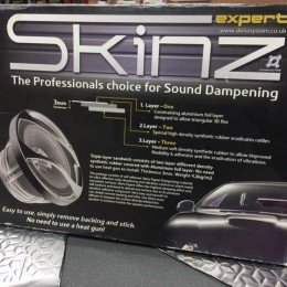 Great car sounds with great soundproofing!