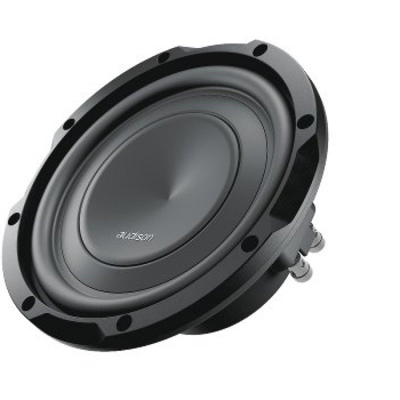 This superb range of shallow subwoofers are designed and developed to overcome the short excursion limitations suffered by many competitor