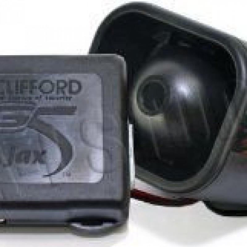 BlackJax is Clifford's unique anti-carjacking response system that puts personal safety first while using innovative advancements to ensure that users can recover the vehicle themselves. If an armed car thief
