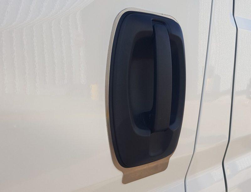 Handle Shield Pro Plates Van Security best van security nottingham