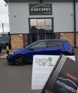 Volkswagen Golf R Ultimate Security Pack