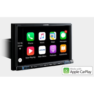Apple Car Play /Android Auto Stereos