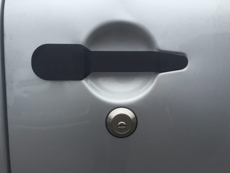 Citroen Dispatch T-Series Slam Handles are a direct replacement of your factory fitted door handles