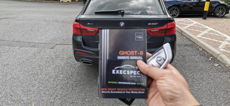 BMW Autowatch Ghost 2 – Tassa Approved immobiliser can help stop your car being stolen with key cloning or theft