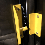 Ford Transit Custom Thrust Pin - Best Van Security Nottingham Derby Leicester - Best Ford Transit Security Nottingham Derby Leicester
