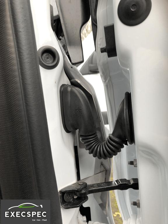 Drivers Door High-Security Replacement Lock