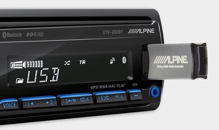 Alpine UTE-200BT - Best Alpine Stereo Nottingham - best Alpine Stereo Derby - Best Alpine Stereo leicester - best Alpine Single Din Stereo Nottingham - Best Alpine Single Din Stereo Derby - Best Alpine Single Din Stereo leicester - Best Car Audio Nottingham - Best Car Audio Derby - Best Car Audio Leicester