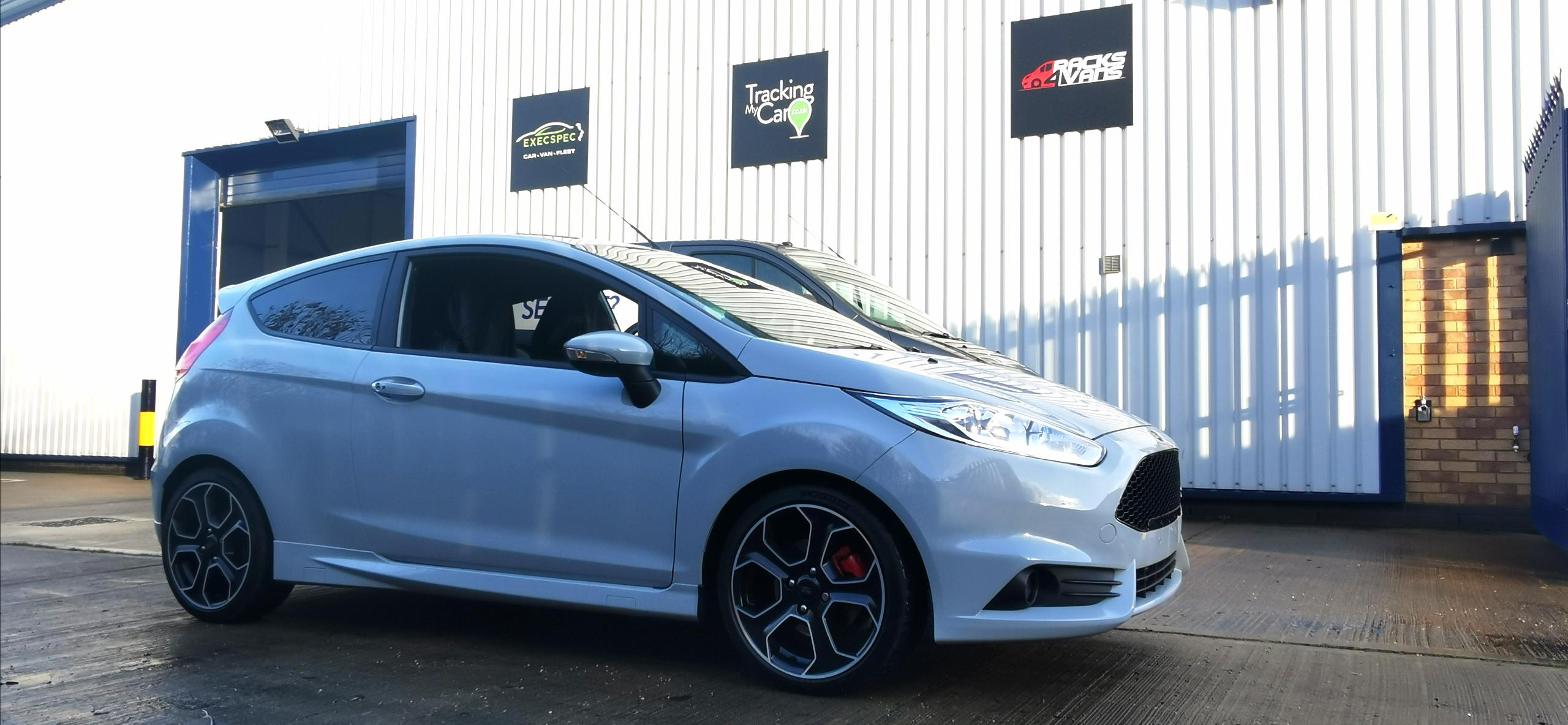 Ford Fiesta ST200 Security Upgrade with the StarLine S96 Alarm, immobilisation & tracking system