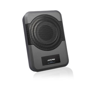 Alpine PWES8 - 8 Inch Active Subwoofer
