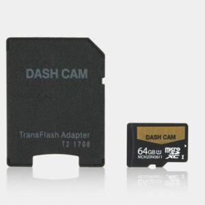 Alpine DVM64SD - 64GB Micro SD Card
