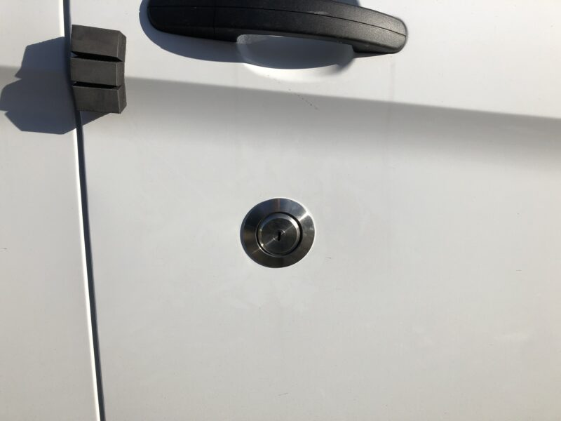 Ford Approved Drivers Door Lock