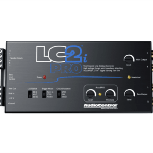 AudioControl LC2i PRO - two-channel line output converter