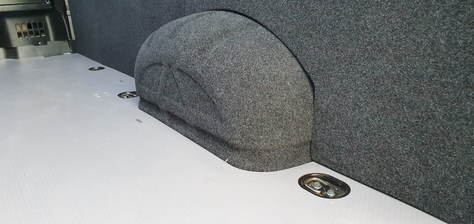 Volkswagen Crafter Carpet Lining Derby & Nottingham