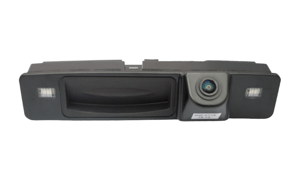 Ford Focus Boot Handle Reverse Camera