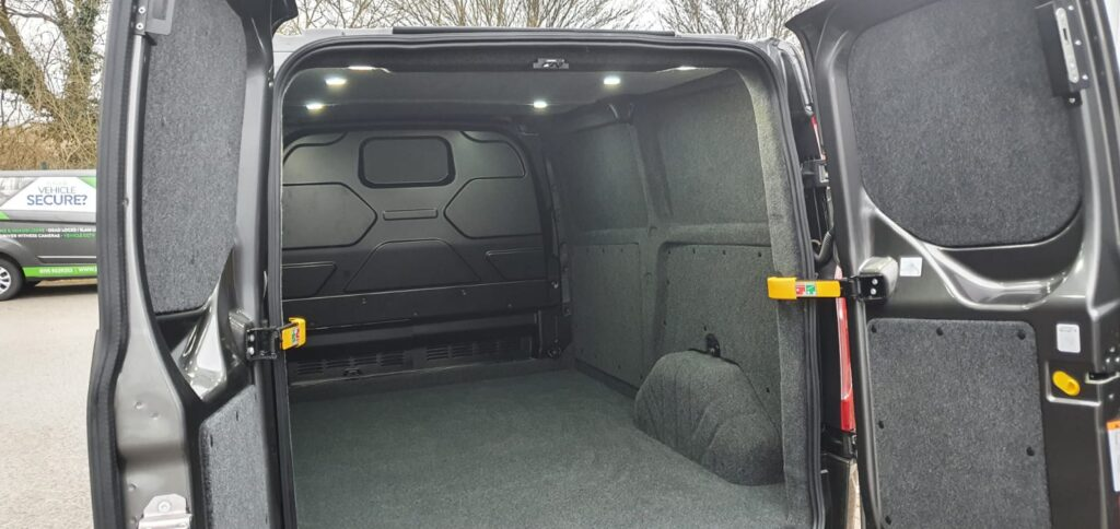 Ford Transit Custom Carpet Lining Derby & Nottingham