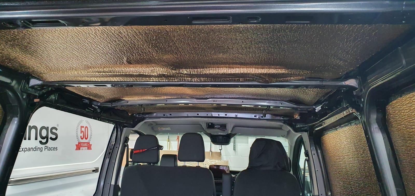 Ford Transit Custom Carpet Lining Derby & Nottingham
