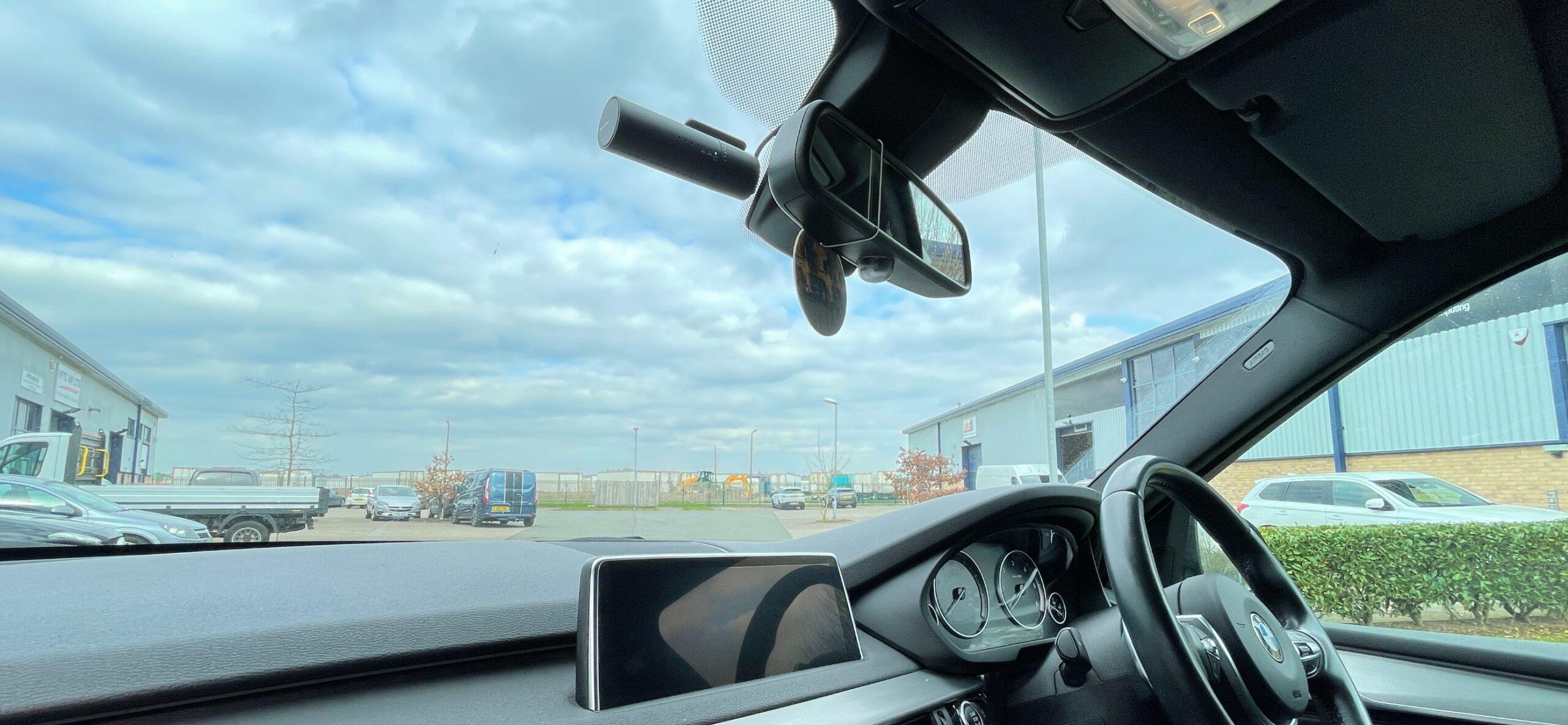 BMW X5 Dash Cam Nottingham