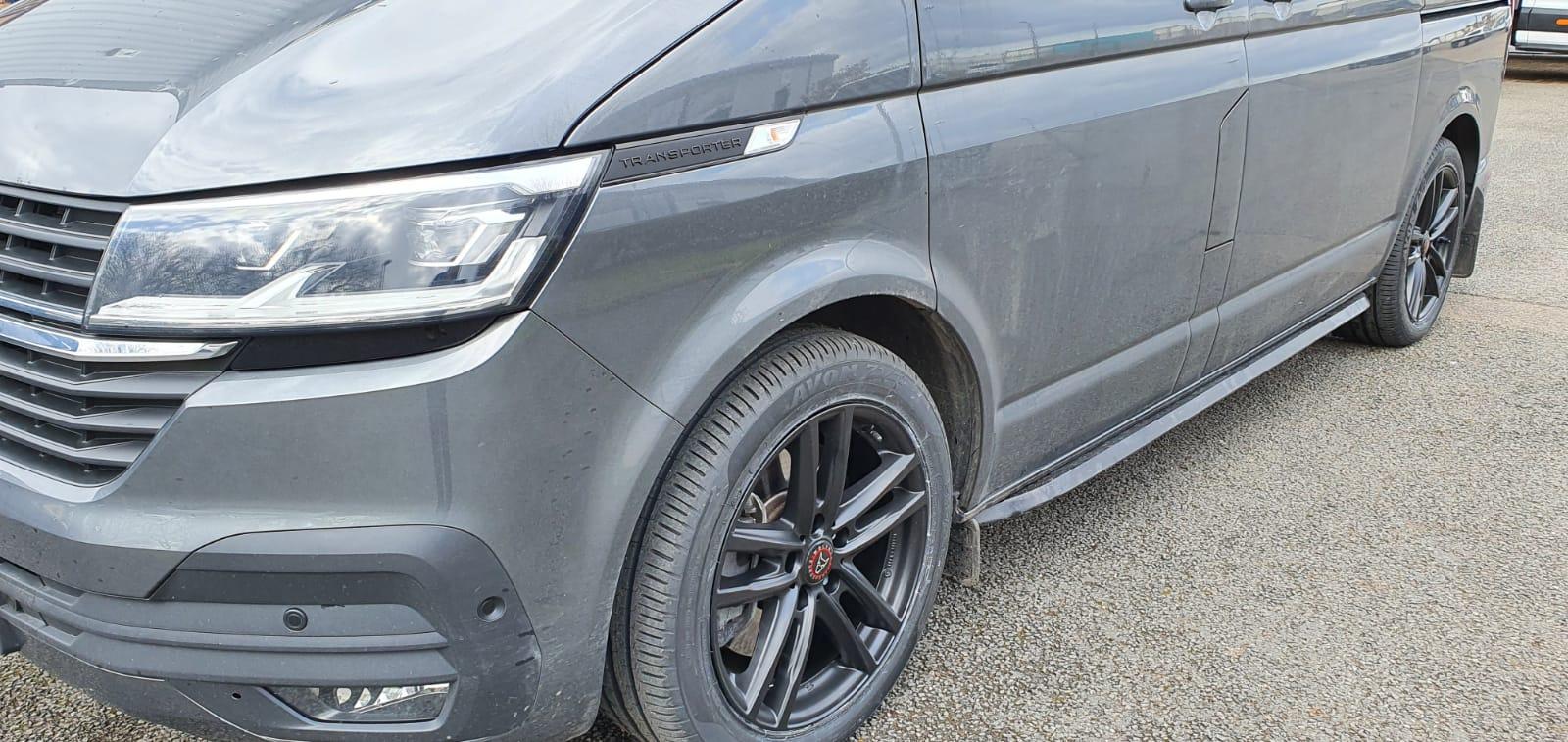 VW T6 Wheels Nottingham