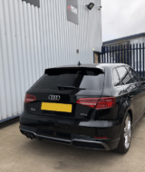 Audi A3 Window Tints