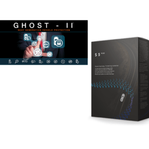 Autowatch Ghost & Tracker Vantage S5