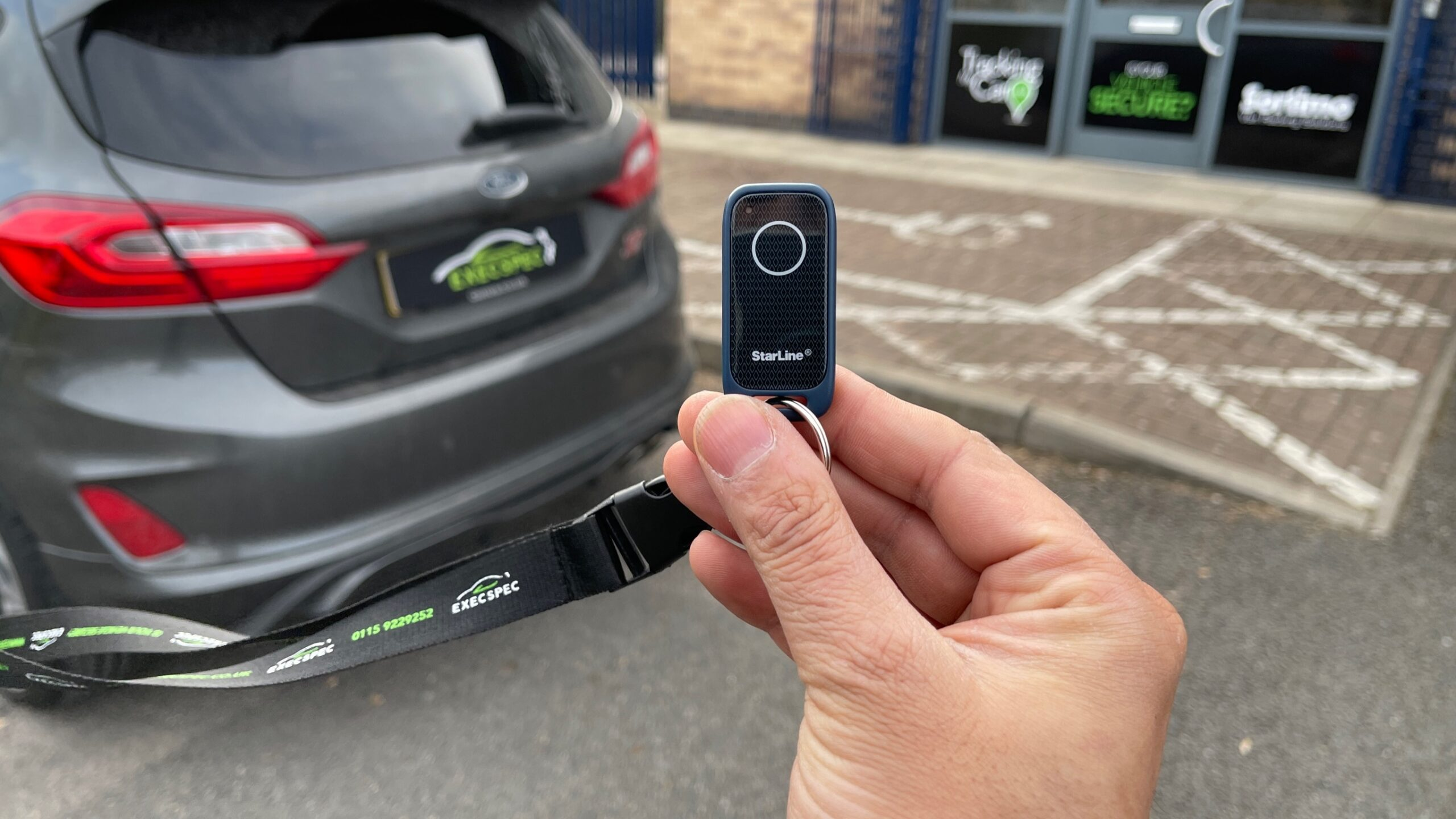 Ford Fiesta ST Security Nottingham & Derby