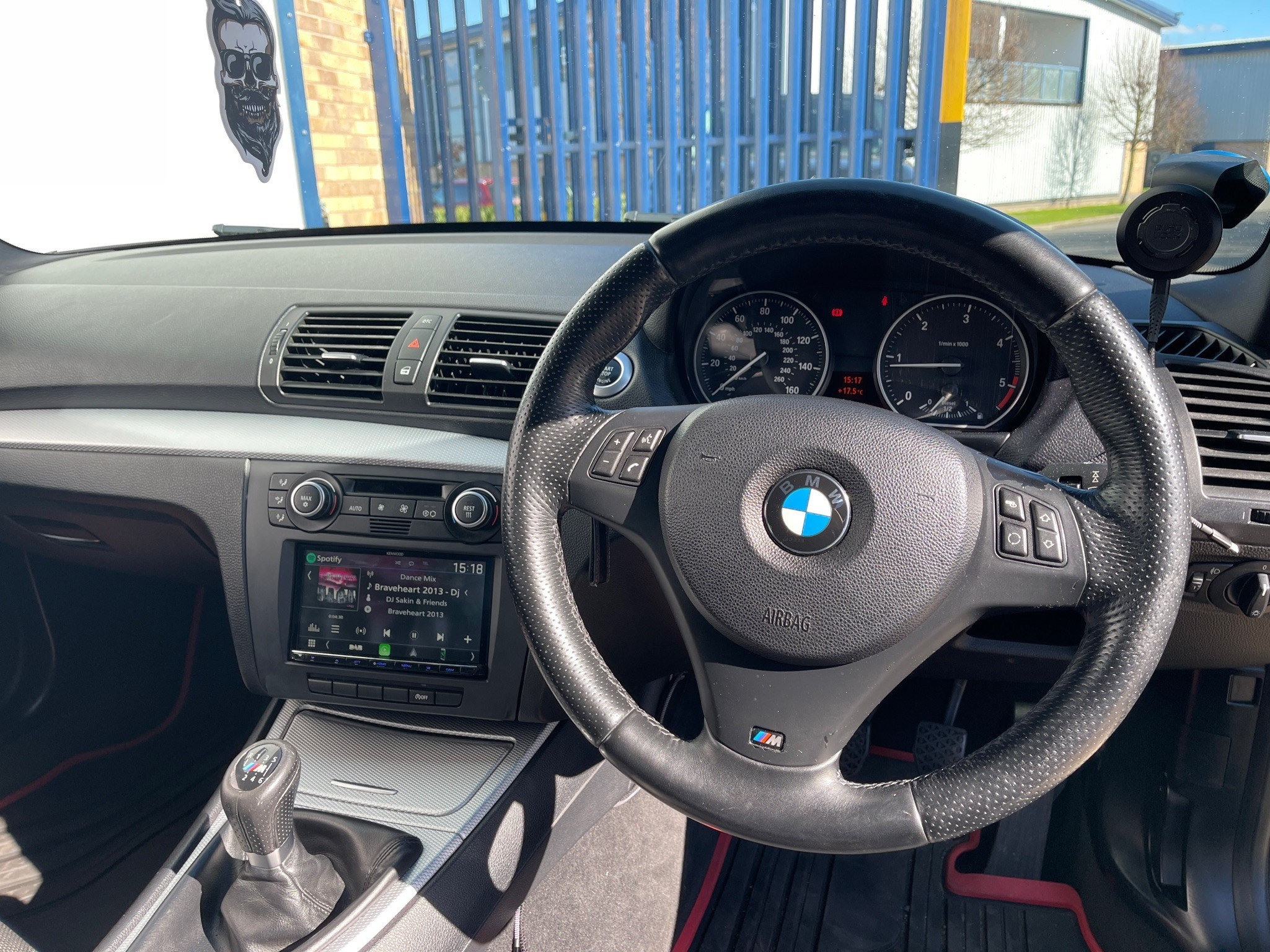 BMW 1 Series Stereo Upgrade Nottingham, Derby & Leicester