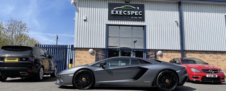 Lamborghini Aventador Security Nottingham, Derby & Leicester