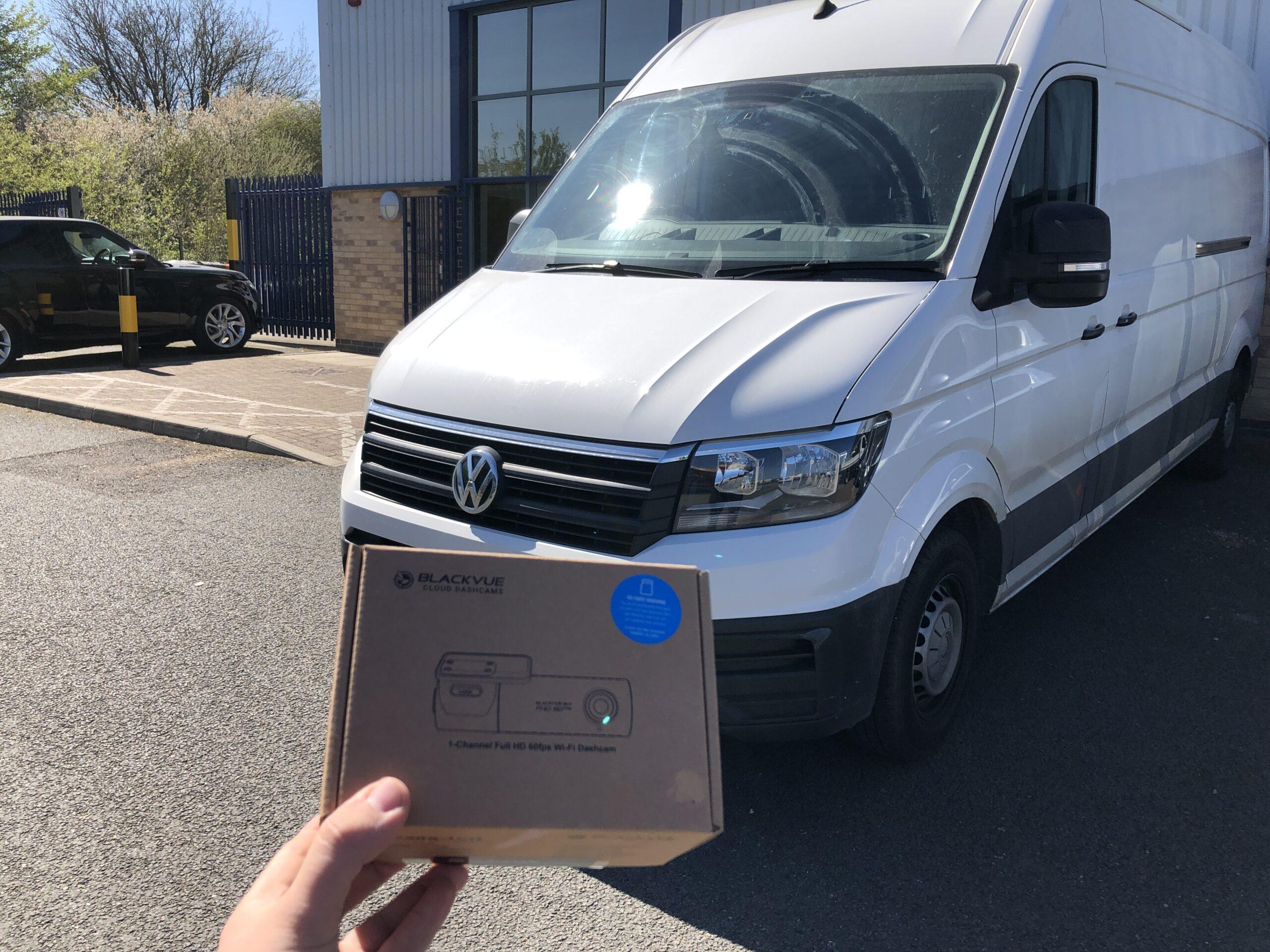 Volkswagen Crafter Reverse Camera Nottingham & Derby