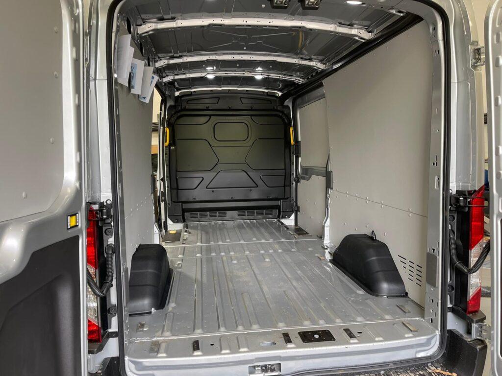 Ford Transit Van Racking Derby Nottingham