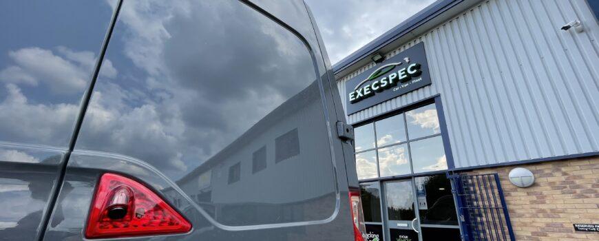 Vauxhall Movano Reverse Camera Nottingham Derby