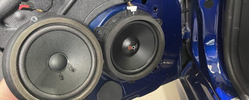 Ford Focus Speaker Upgrade Nottingham Derby