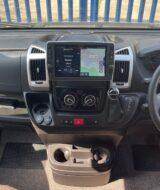 Fiat Ducato Motorhome Audio Upgrade - Alpine Adventure Audio